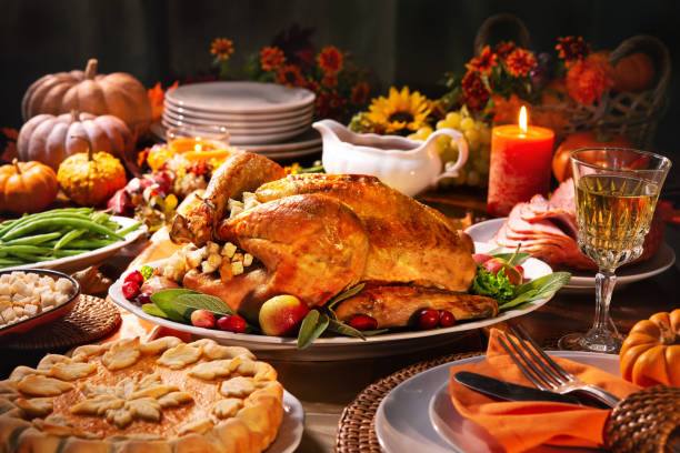 Where you can order pre made Thanksgiving dinners for 1 to 4